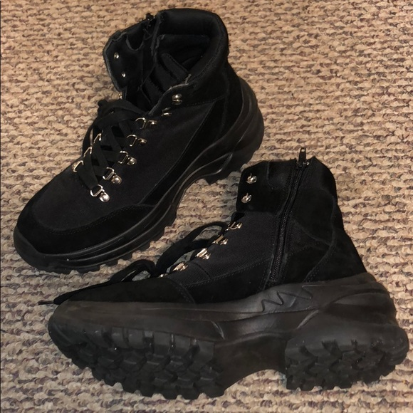 Steeve Madden Hiking Boots